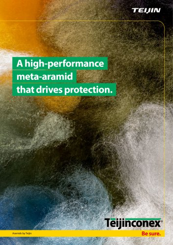 A high-performance meta-aramid that drives protection.