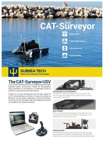 Drone CAT-Surveyor