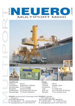 MULTIPORT - mobile ship unloader