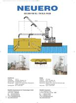 PNEUMATIC CONVEYOR / 100 MTPH GRAIN OR OIL SEEDS