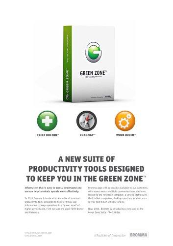 Greenzone leaflet