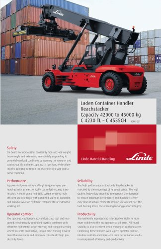 Reach Stacker C 4230 - 4535 PDF