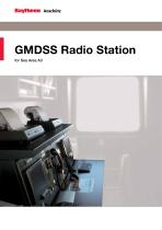 GMDSS Radio Communication