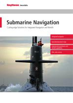 Submarine Navigation Solutions