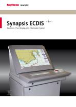 Synapsis ECDIS (Electronic Chart Display and Information System)