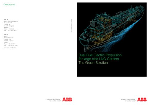 ABB LNGCarrier brochure-final