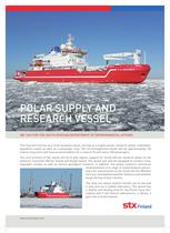 POLAR SUPPLY AND RESEARCH VESSEL