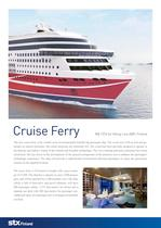 Viking Grace -datasheet
