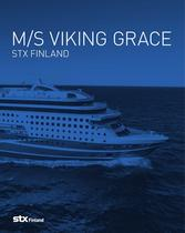 Viking Grace -project brochure