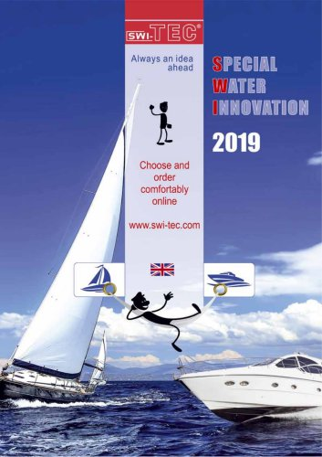 Special Water Innovation 2019