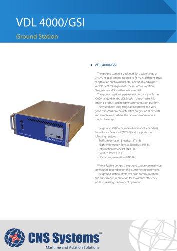 VDL 4000/GSI