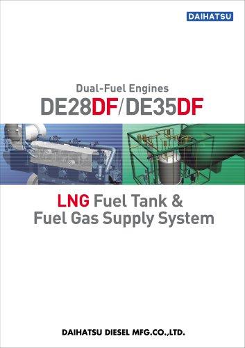 Dual Fuel Engine (DE28DF/DE35DF)