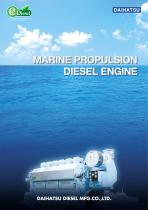 MARINE PROPULSION SYSTEM