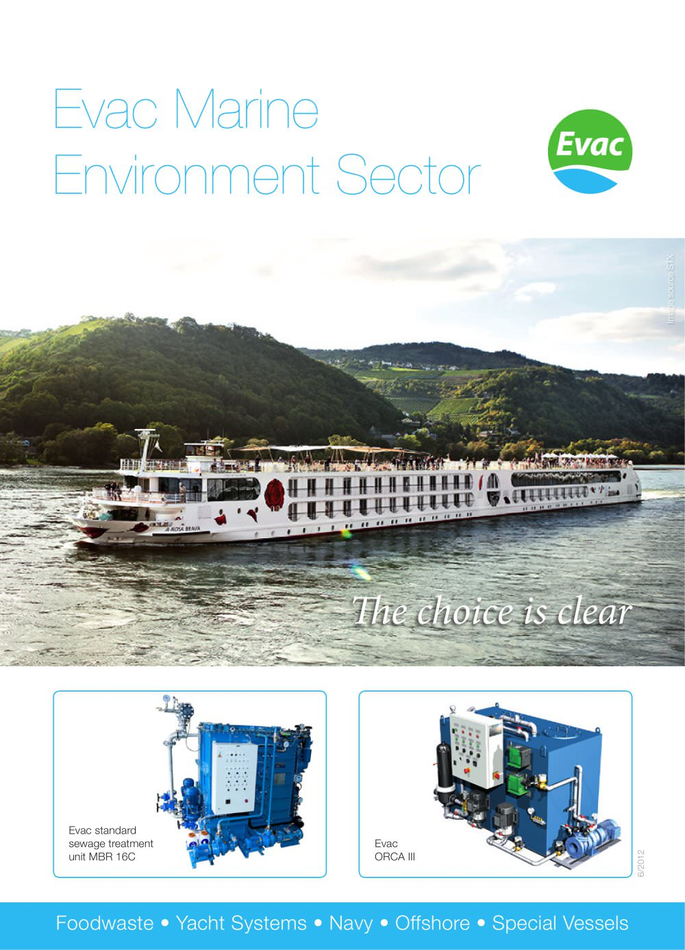Evac Marine Environment Sector - 1 / 16 Pages