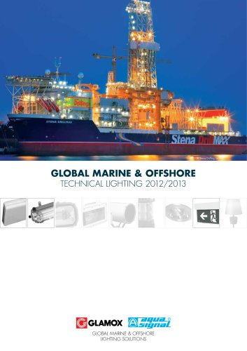 Global Marine & Offshore Technical Lighting 2012/2013