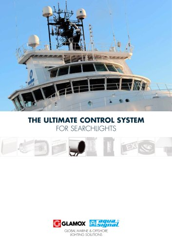The ultimate control system for searchlights - Glamox ASA