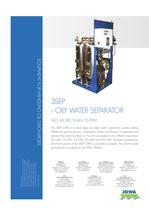 3SEP oily water separator
