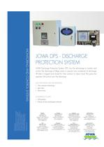 JOWA DPS - Discharge Protection System