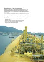 LNG vessel automation