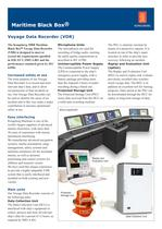 voyage data recorder (VDR) for ships