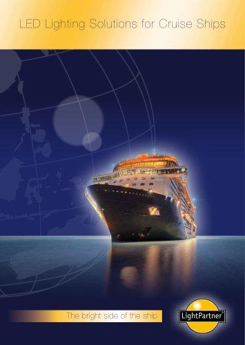 LED Lighting Solutions for Cruise Ships