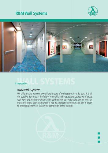 R&M Wall Systems en