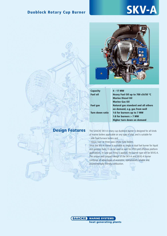 05 PB SKV-A - SAACKE - PDF Catalogues | Documentation | Boating ...