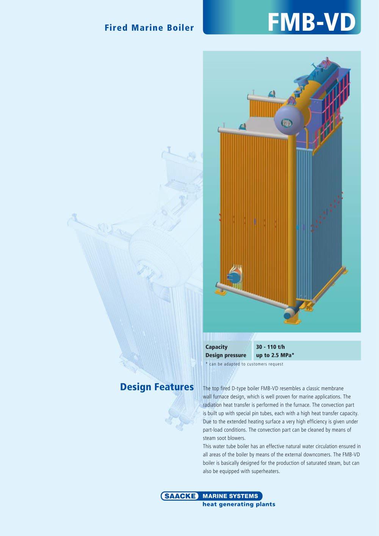 14 PB FMB-VD - SAACKE - PDF Catalogues | Documentation | Boating ...
