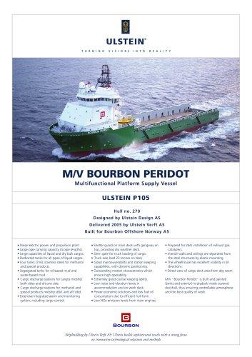 BOURBON PERIDOT
