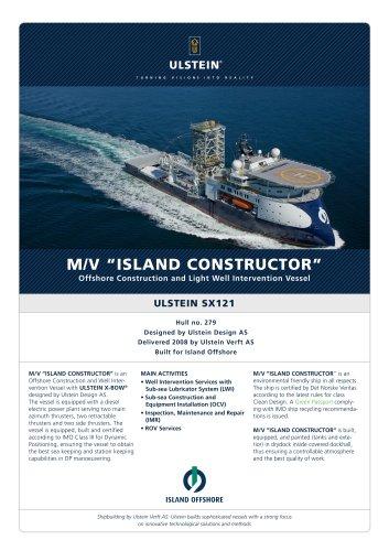 Island Constructor