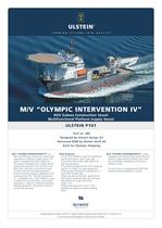 M/V �OLYMPIC INTERVENTION IV�