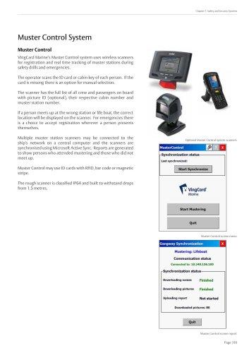 Marine product Catalogue - VingCard Marine - PDF Catalogs