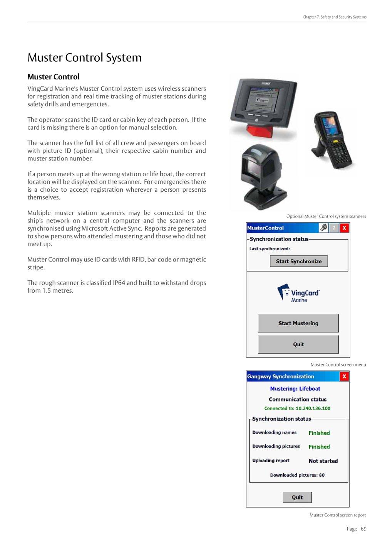 muster control system vingcard marine pdf catalogues rh pdf nauticexpo com