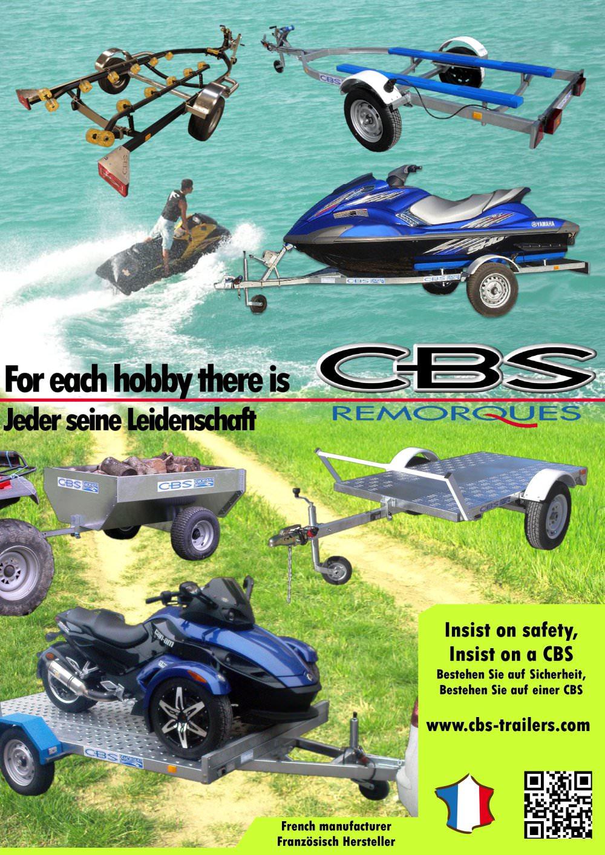 Catalog jetski and ATV  sarl CBS Remorques  PDF Catalogues