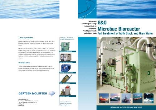 G&O Bioreactor