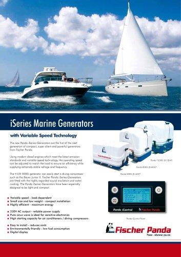 iSeries Marine Generators