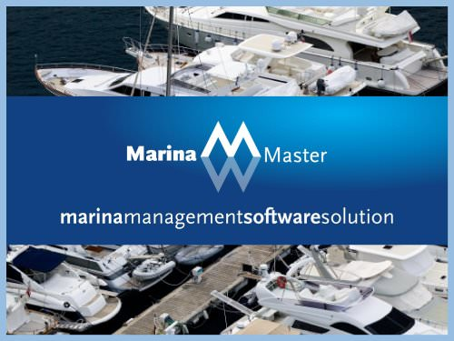 Marina Master - Short overview