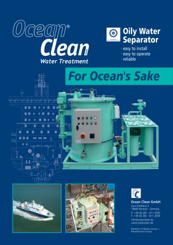 flyer oily water separator