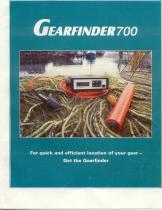 Gearfinder 700