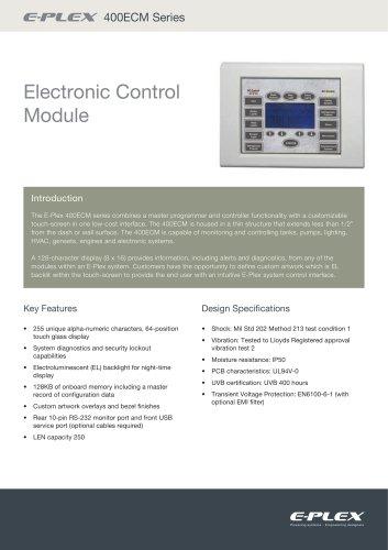 E-Plex 400ECM 2