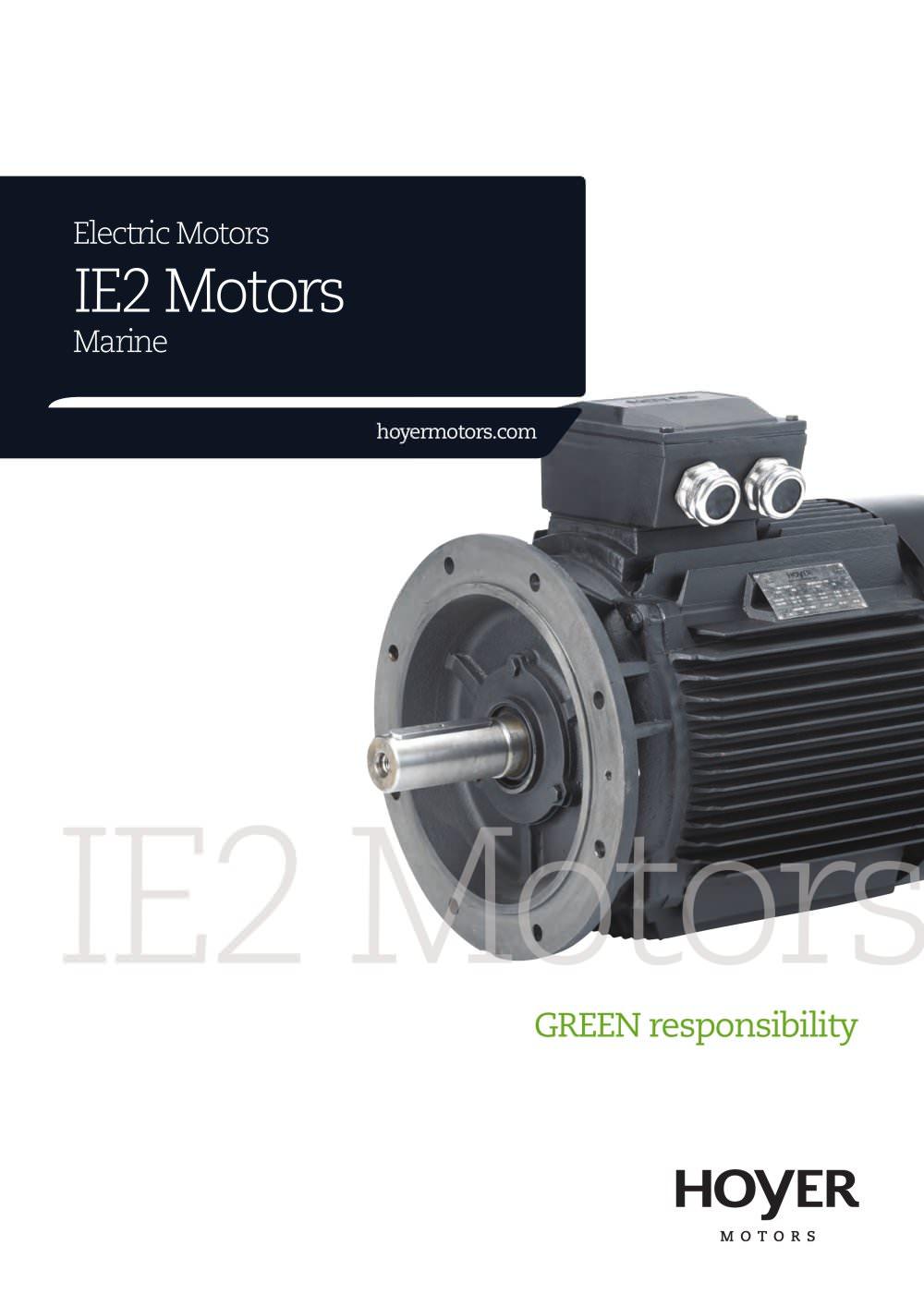 Hoyer motor catalogue