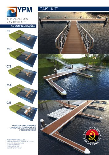 JETTY kit for Angola