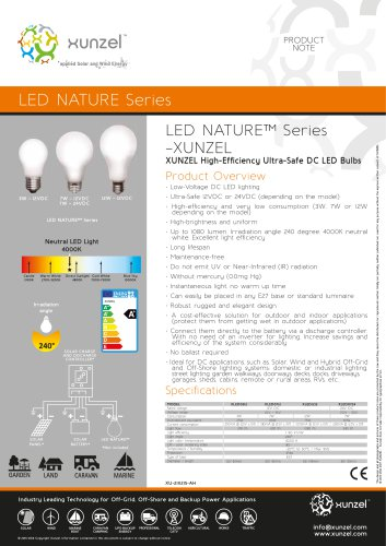 LED NATURE™ Series