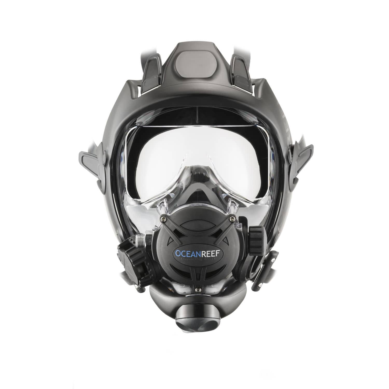 f71c1a95f Máscara de mergulho facial integral - SPACE EXTENDER - Ocean REEF ...