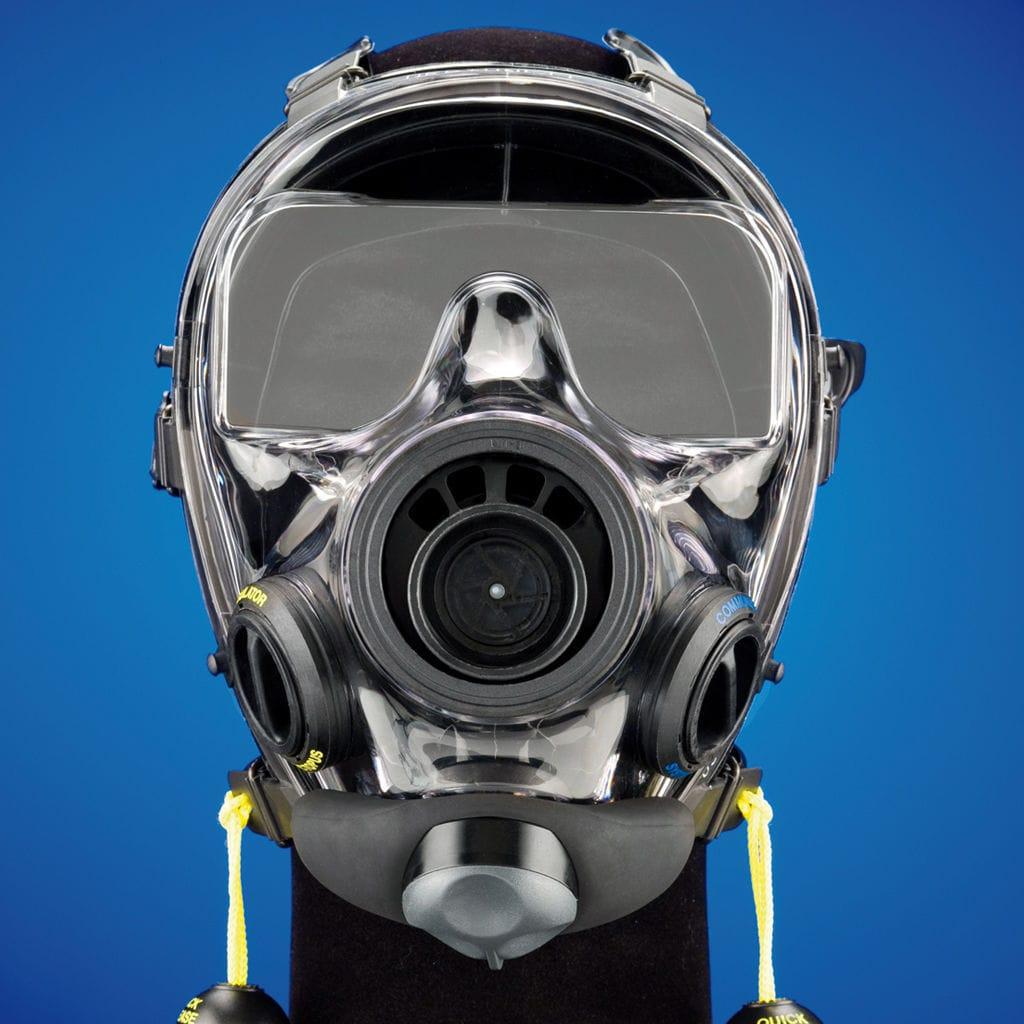 da00fb839 Máscara de mergulho facial integral - Neptune II - Ocean REEF