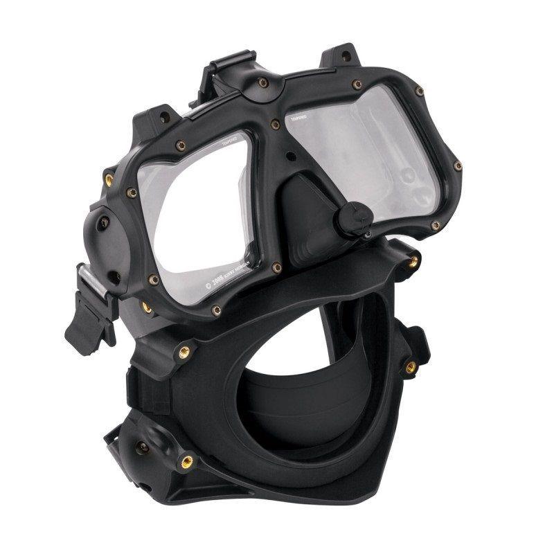 e72ab7eb4 Máscara de mergulho facial integral - MOD-1 - Hollis
