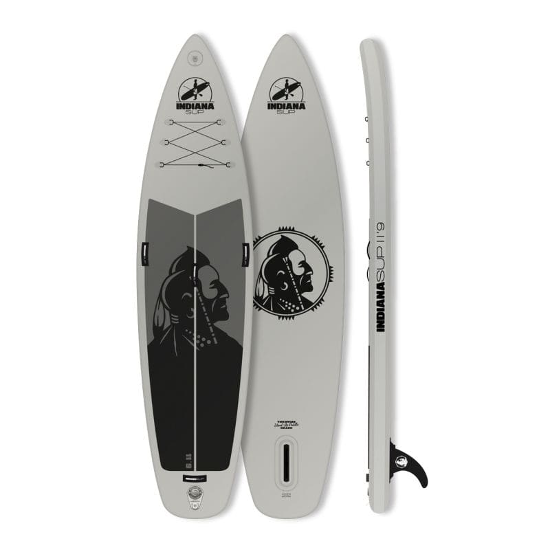 59912fc57 prancha de stand-up paddle de turismo   inflável   em compósito   em PVC -  11.9 Heavy Duty