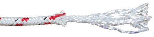 cabo náutico de reboque / com trançado duplo / para barco / para parasail