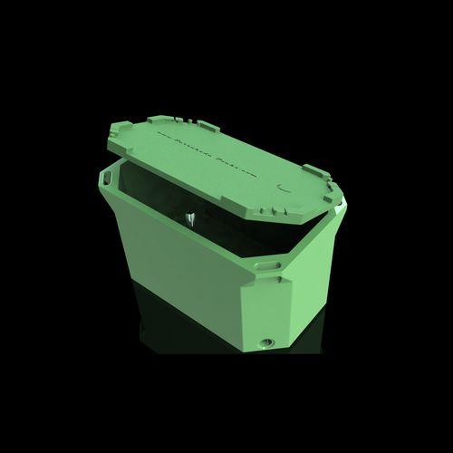 caixa organizadora para barco / para pesca