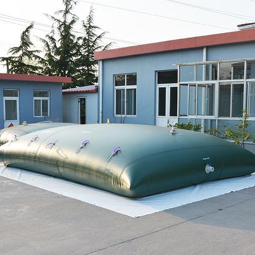 tanque para água / de armazenamento temporário / autoportante / portátil